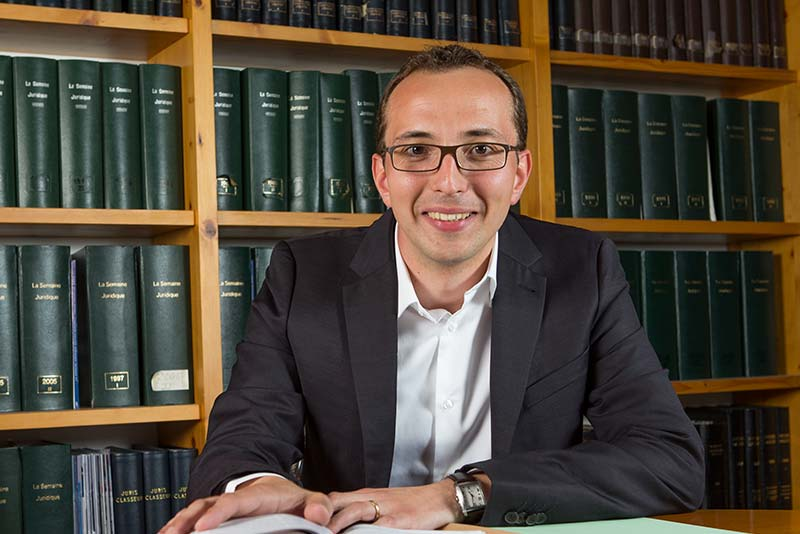Jean-François Badin - Avocat associé